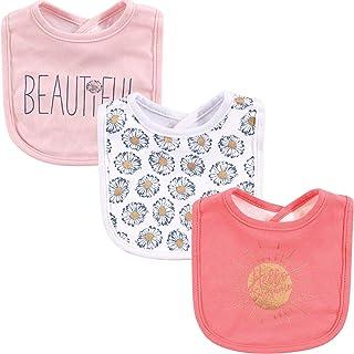 Yoga Sprout baby-girls Cotton Drooler Bib Handkerchief