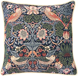 william morris tapestry cushion covers