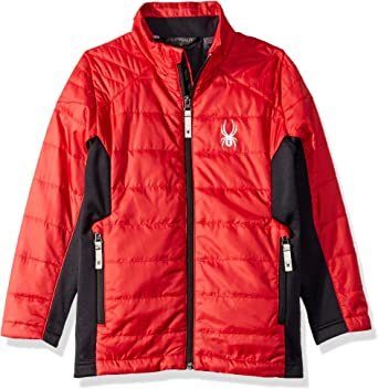 Spyder boys Boys Glissade Insulator Jacket