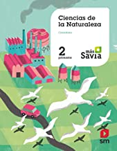 Ciencias de la naturaleza. 2 Primaria. Mas Savia. Cantabria