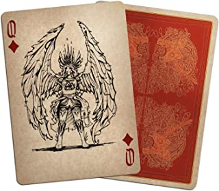 Bicycle Valkyrie Playing Cards Gent Supply