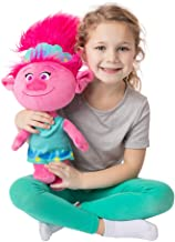 Franco Kids Bedding Super Soft Plush Cuddle Pillow Buddy, One Size, Trolls World Tour Poppy