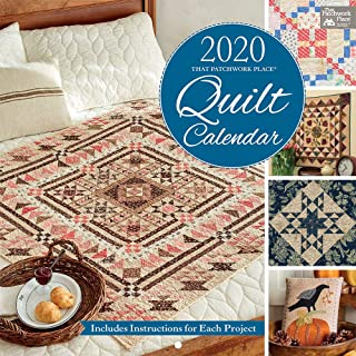 american patchwork and quilting calendar 2019