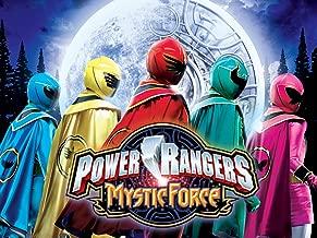 power rangers mystic
