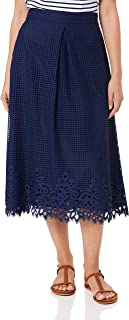 TOMMY HILFIGER Women's Entredeux Lace Skirt