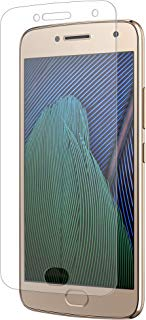 Película Protetora de Vidro para Tela de Celular, Motorola Para G5 Plus, Transparente