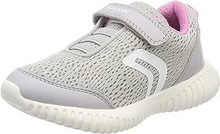 Geox Kids' Waviness Girl 3 Sneaker