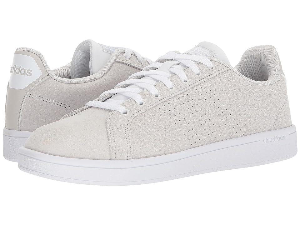 adidas Cloudfoam Advantage Clean (Grey/White) Men