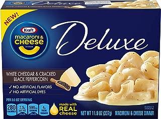 Kraft Deluxe Cracked Black Peppercorn Macaroni & Cheese Dinner (11.9 oz Box)