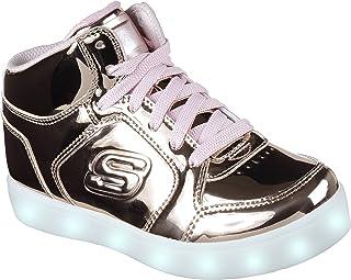 Skechers Kids Energy Lights-Dance-N-Dazzle Sneaker