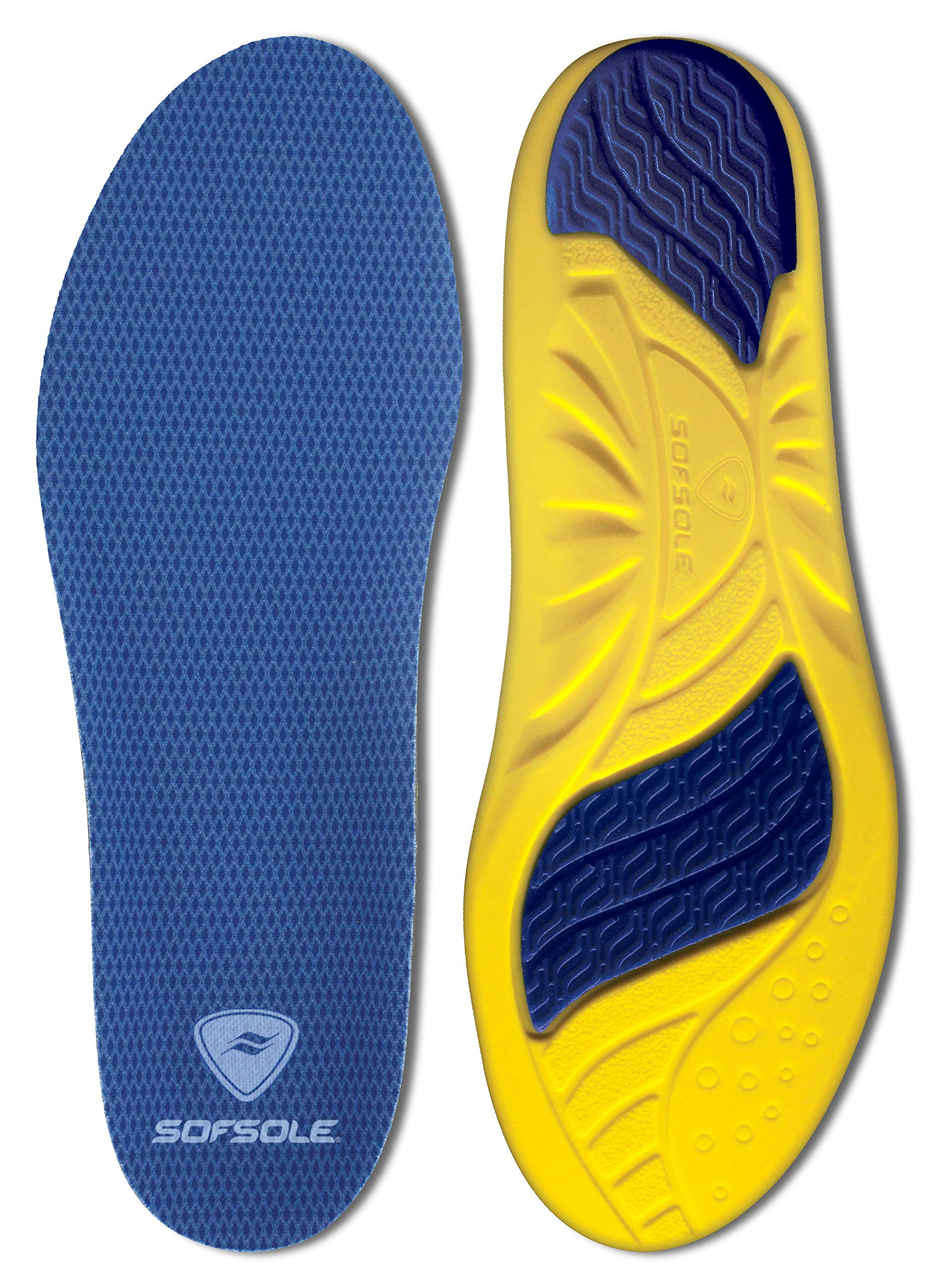 Sof Sole Insoles Performance Full Length