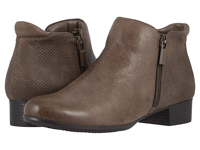 Trotters Major (Dark Taupe) Women's Boots