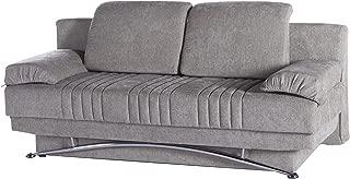 ISTIKBAL Multifunctional FANTASY Collection (Futon Sofa/Queen Size Sleeper) VALENCIA GREY