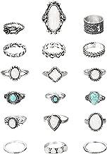 Best boho silver rings Reviews