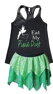 Tinkerbell Running Costume, Run Disney Costume, Tinkerbell Running Outfit, Princess Running Costume