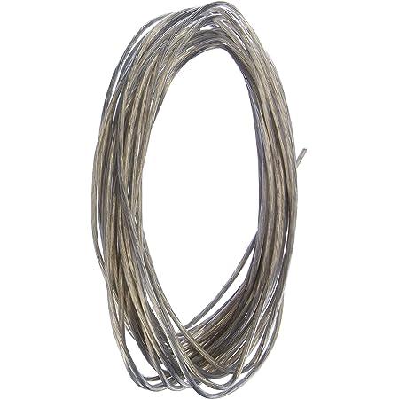 Paulmann 979055 Système de câbles Light&Easy CâbLEDe tension de sécurité isolé 12m 4qmm Clair