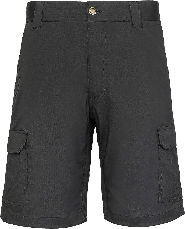 LA Police Gear Men's 6 EDC Wicking Indefinitely Fixed price for sale Vapor Shorts Pocket