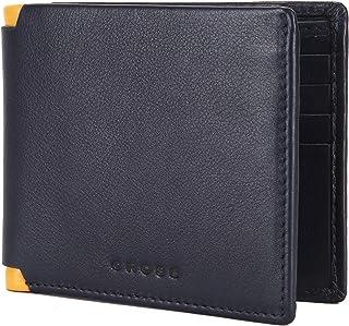 Cross Navy/Yellow Men's Wallet (AC2048798_3-70)