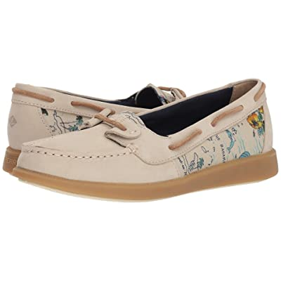 Sperry Oasis Loft (Linen Map) Women