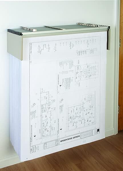 MSC Industrial 89857783 垂直升降壁架蓝图这是一个布鲁克赛德设计的替代品