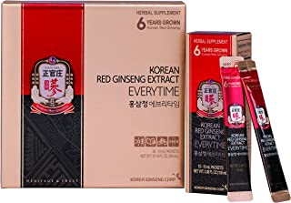 Best korean red ginseng products manufacturer Reviews