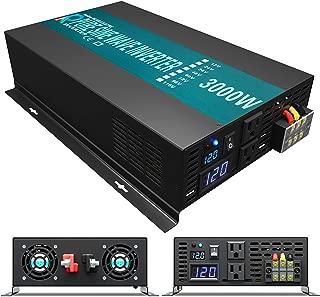 WZRELB 3000w Pure Sine Wave Solar Power Inverter Home Power supply Car Inverter Generator