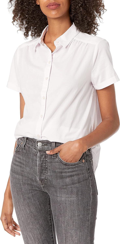 Lucky Brand Women's Short Sleeve Shirt