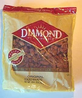 Diamond Original Glazed Walnuts - 32 oz (2 lbs)