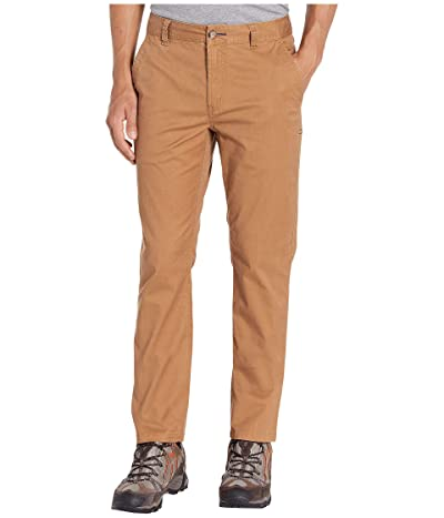 Toad&Co Mission Ridge Lean Pants (Tabac Vintage Wash) Men