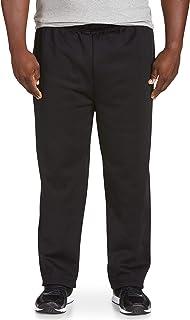 390bdc19e9ab Reebok Big and Tall Speedwick Heathered Athletic-Fit Fleece Pants