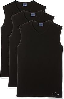 Navigare 3 Pezzi T-Shirt Maglia Smanicato 575 Scollo V