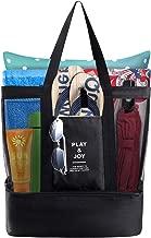 Mesh Beach Bag, Tote Beach Bags Cooler 17