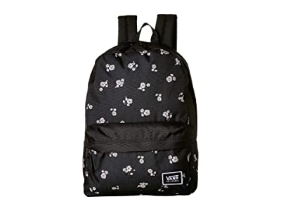 Vans Realm Classic Backpack (Botanical Ditsy) Backpack Bags