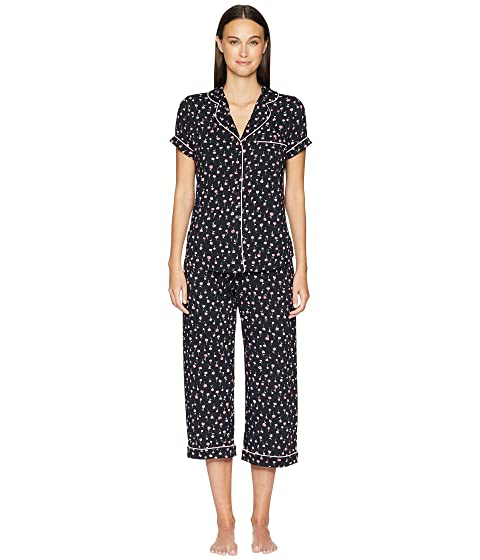 Kate Spade New York All Dolled Up Cropped Pajama Set
