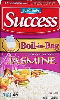 Success Boil in Bag Jasmine Rice, 14-Ounce