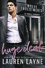 Huge Deal (21 Wall Street Book 3) (English Edition) eBook Kindle