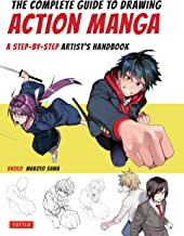 The Complete Guide to Drawing Action Manga: A Step-by-Step Artist's Handbook Book PDF