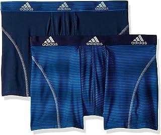 adidas Men's Sport Performance Climalite Trunk Underwear (2-Pack)