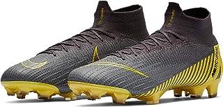Superfly 6 Elite FG Soccer Cleats (11) Thunder Grey