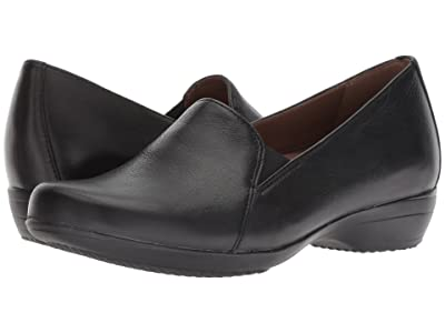 Dansko Farah (Black Milled Nappa) Women