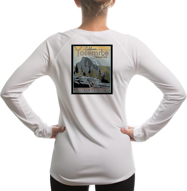 Yosemite National Park Women's UPF 50+ T-Shirt Long Sleeve Super intense SALE Safety and trust