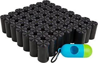 ShoppingLion Poop Bags 1040, 720, 60 or 20 Dog Poop Bags with Dispenser and Leash Clip, Guaranteed Leak-Proof, Extra Thick and Strong Poop Bags for Dogs, Dog Waste Bags Made with EPI Technology
