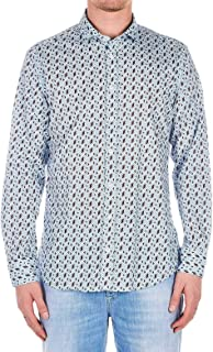 BASTONCINO Luxury Fashion Mens B1585UNICO Light Blue Shirt | Spring Summer 20