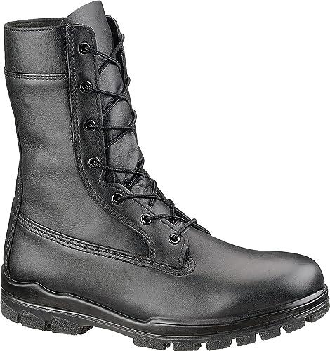 Bates Hommes's 9  US Navy DuraShocks Steel Toe démarrage (6.5 W in noir)