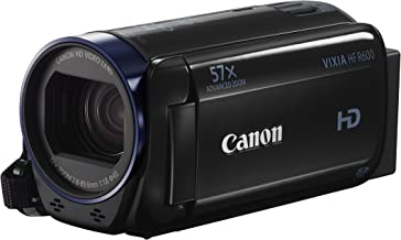 Canon VIXIA HF R600 (Black) (Discontinued by Manufacturer)