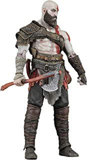 "NECA God of War (2018) 7"" Scale Action Figure, 7"", Multi-Colored"