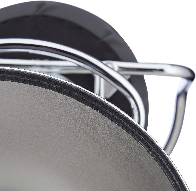 106 x 52 x 50 cm Nero Relaxdays 10022910/_46 Set 2 Sgabelli da Bar Altezza Regolabile Girevoli con Schienale in Metallo HxLxP