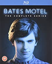 Bates Motel: The Complete Series REGION FREE