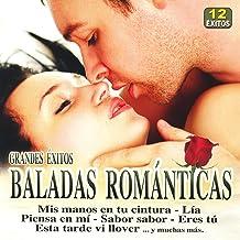 Baladas Románticas - Grandes Éxitos