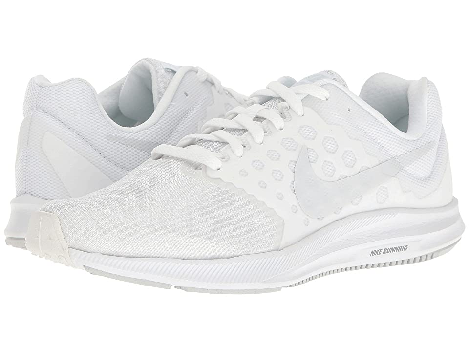 Nike Downshifter 7 (White/Pure Platinum) Women